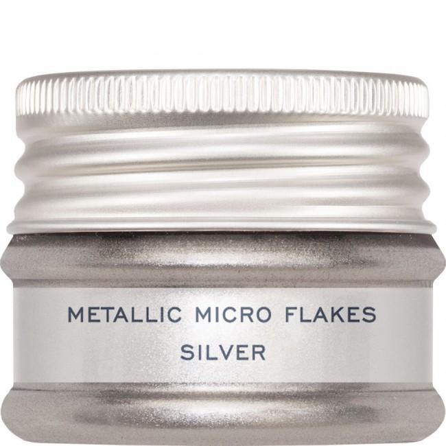 METALLIC MICRO FLAKES / SCAGLIE MICRO FINI IN METALLO