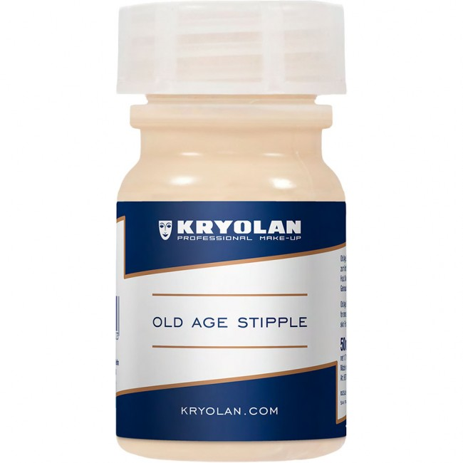 OLD AGE STIPPLE