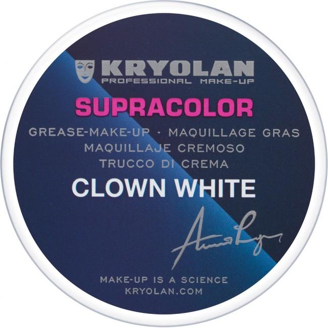 SUPRACOLOR CLOWN WHITE